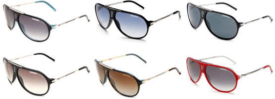 Different Hot Aviator Designs