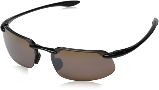 Maui Jim Kanaha Sunglasses Review Frameless yet Sturdy