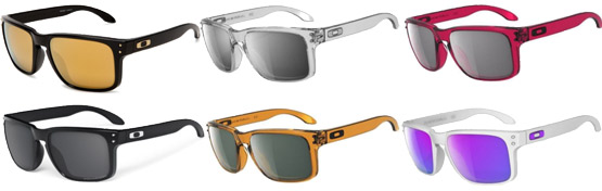 Oakley Holbrook Color Options