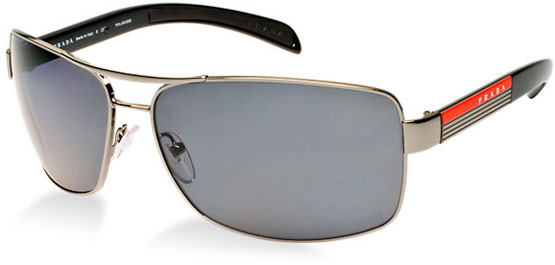 Prada Sunglasses Warranty  prada sport linea rossa ps54is sunglasses review