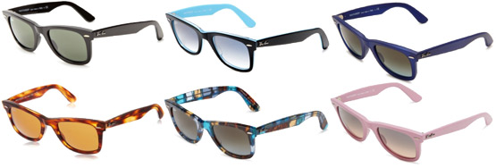 Ray-Ban 2140 Color Options