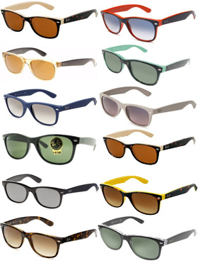 The Different Ray-Ban 2132 Designs