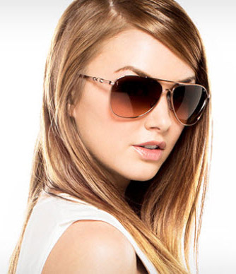 How To Match Sunglasses With Your Hair And Skin Color