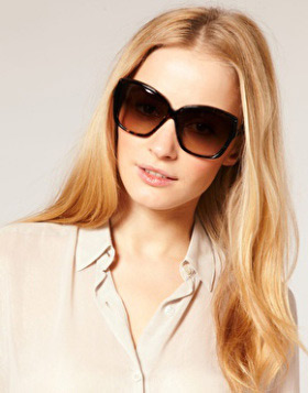 Sunglasses Size For Small Face  how to find the perfect sunglasses for the shape of your face